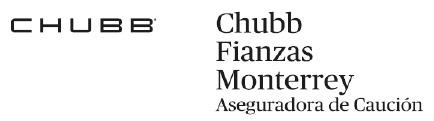 Chubb Fianzas Monterrey